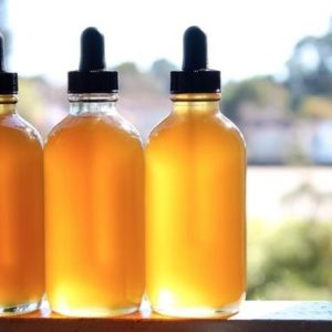 PURE CANNABIS OIL WITH THC