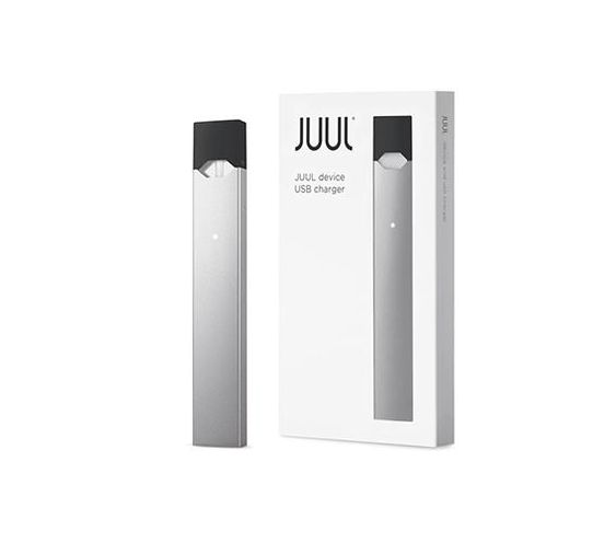 Silver-Juul-Basic-kit